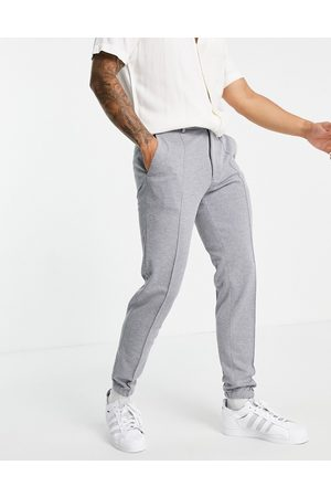 ASOS – Knöchellange, elegante Jersey-Jogginghose mit engem Schnitt in
