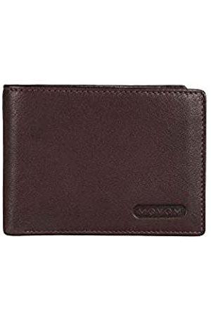 MOVOM Rectangle Horizontale Brieftasche mit Portemonnaie 12,5x9