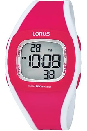 Lorus Watches Damen Analog Quarz Uhr mit Edelstahl beschichtet Armband RP666CX9