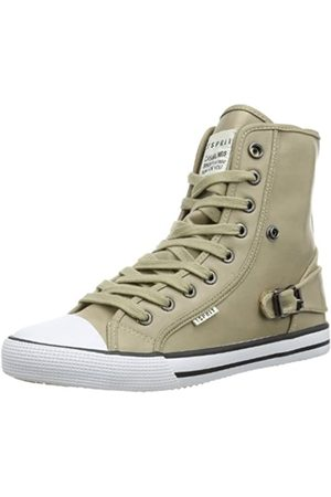 Esprit Benny Lu Bootie 024EKKW004, Unisex-Kinder Sneaker, (loam 258)