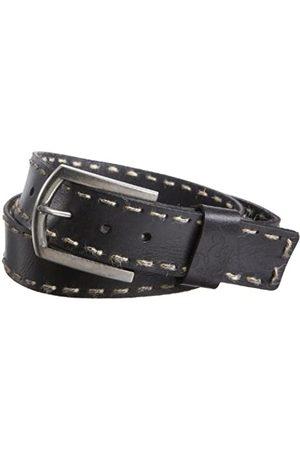 BED STÜ BED:STU Men's Duke Belt,Black