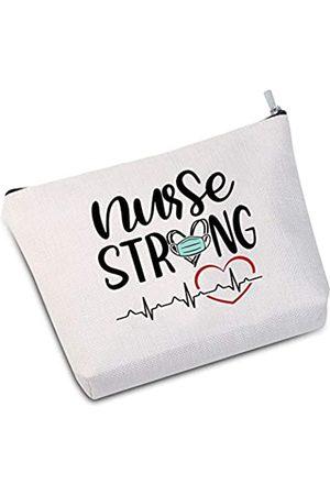 JXGZSO Krankenschwestertasche Krankenschwester Survival Kit Kosmetiktasche Krankenschwester Geschenk für RN Krankenschwester Student Abschluss Geschenk