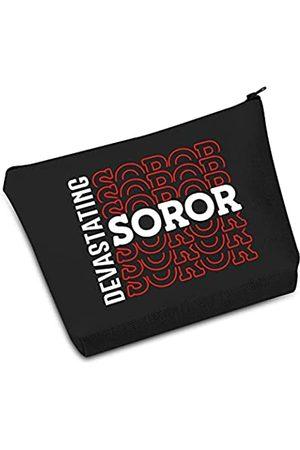 JXGZSO Delta Sigma Theta Sorority Kosmetiktasche, Delta-Geschenk, griechische Sororität