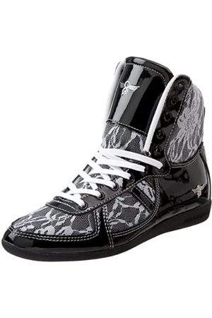 Creative Recreation Damen Galow Hi Fashion Sneaker, ( / /Spitzen-Overlay)
