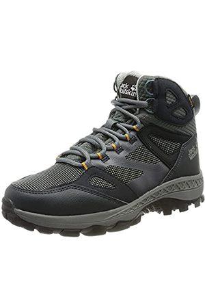 Jack Wolfskin Damen Downhill Texapore Walking-Schuh, Dark Blue/Grey