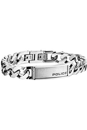 Police Herren-Charm-Armband Edelstahl PJ25485BSS.01