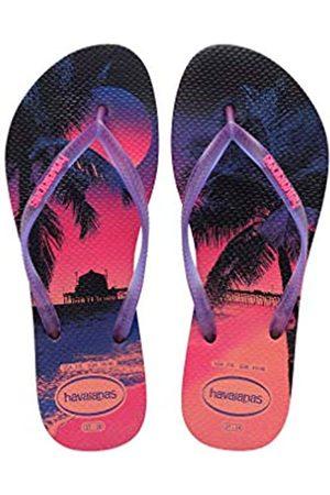 Havaianas Damen Slim Paisage Sandale