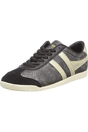 Gola Damen Bullet Lizard Sneaker, Black/