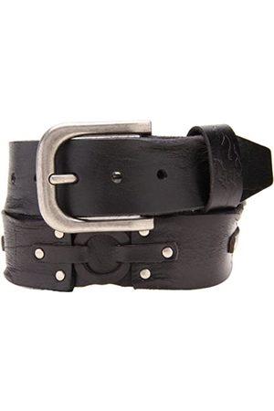 BED STÜ BED:STU Men's Holster Belt,Black