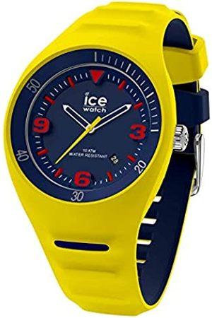 Ice-Watch P. Leclercq Neon yellow -e Herrenuhr mit Silikonarmband - 018946 (Medium)