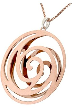 ORPHELIA Damen Halskette vergoldet cm ZH-6010