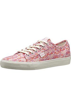 Helly Hansen Damen Fjord Canvas V2 Walking-Schuh, Multi Pink/Off White
