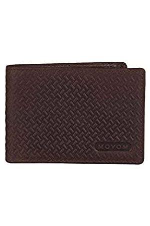 MOVOM Steel Horizontale Brieftasche mit abnehmbarer Brieftasche 11x8