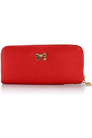 GEARONIC TM Handtasche für Kreditkarten, aus Leder