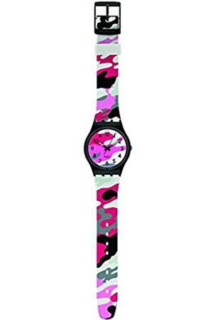 Swatch Herren Uhren - Herren-Armbanduhr Analog Plastik GB262