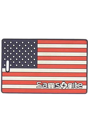 """Samsonite Designer Gepäckanhänger """"True Love"""" (Paar) (Rot) - 74165-5236"""