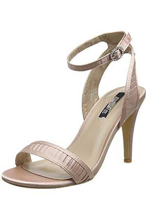 Dorothy Perkins Damen Sage Peeptoe Pumps, Pink (Blush 40)