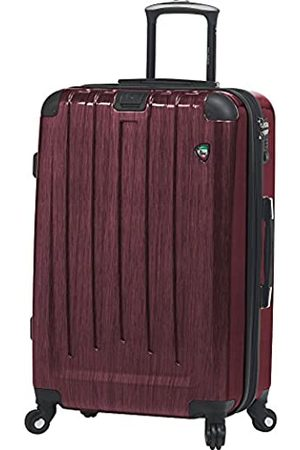 Mia Toro Toro Italy Lucido pennello Hardside 26 Inch Spinner Luggage Koffer