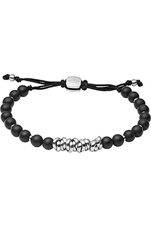 Fossil Herren Armband Beads Achat