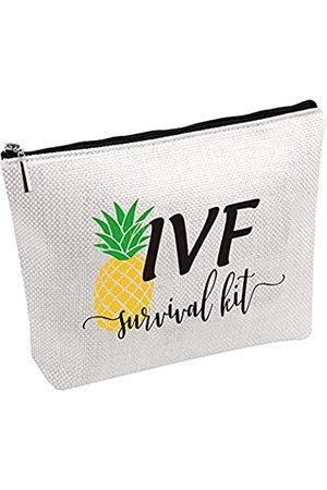 Generic IVF Bag IVF Gift IVF Survival Bag Ananas Make-up Tasche IVF Medikamententasche Lucky Fruchtbarkeit Geschenk
