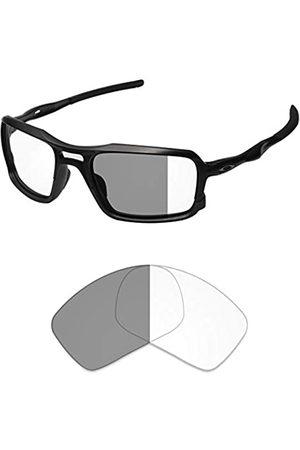 Tintart Performance Linsen kompatibel mit Oakley Triggerman – Photochromic Clear to Dark