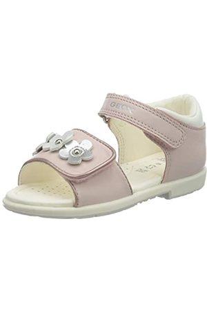 Geox Baby-Mädchen B VERRED D Flat Sandal