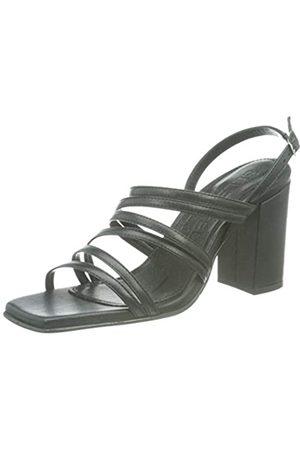 SELECTED Damen Slfrose Strappy Leather B Sandale