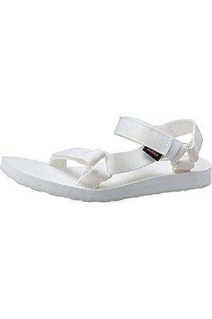 Teva Damen Original Universal W's Sandalen - (Bright White)