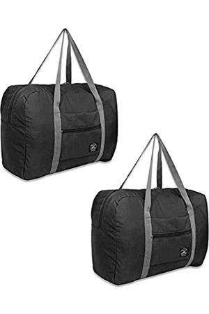 Magik Faltbare Reisetasche, Handgepäck, Schultertasche, leicht, Krankenhaustasche, Sporttasche