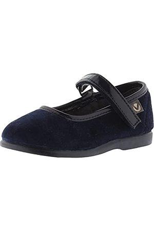 victoria Unisex-Kinder Mercedes Terciopelo Sneaker, (Marino 30)