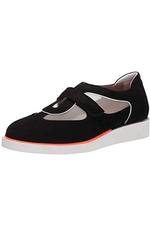 BeautiFeel Damen Libra Sneaker, Bk Sd/Wt Cb