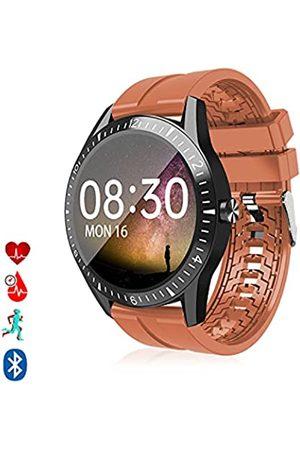 DAM Y20 Multisport-Smartwatch mit Herzfrequenzmonitor, wasserdicht