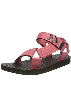 Hummel Womens Strap Sandal Sneaker, Tea Rose