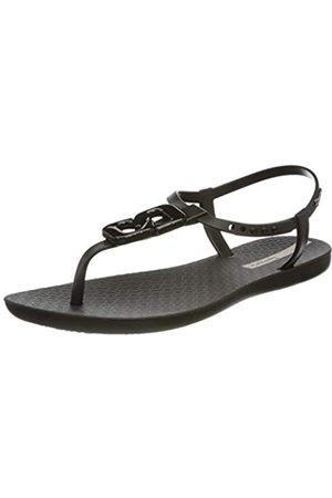Ipanema Damen Class CHIC FEM Sandale, Black/Black