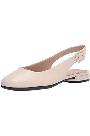 Ecco Damen Anine Sling Back Ballerinas, -Limestone