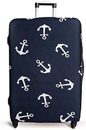TULLIX Gepäckabdeckung Kofferschutz passend für 48,3 - 83,8 cm TSA-zugelassene Reisekoffer-Abdeckung, waschbar, staubdicht
