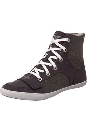 Creative Recreation Damen W Cesario XVI Hi Top Sneaker, (Marineblau/ /Filz)