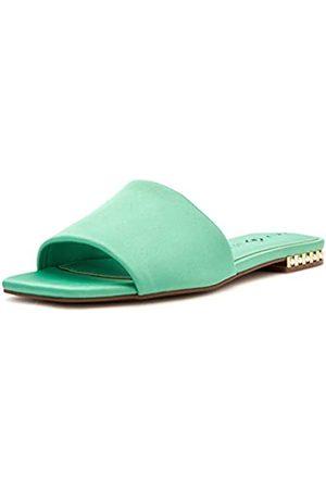 Katy perry Damen The Pearl Stretch Satin Slide Sandalen zum Reinschlüpfen