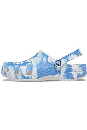 Crocs Unisex Adult Men's and Women's Classic Graphic   Comfortable Slip on Water Shoes Clog