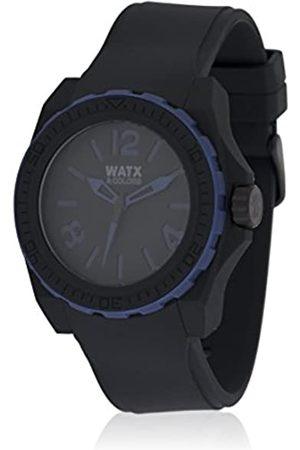 Watx Herren Uhren - Quarzuhr Man RWA1801 45.0 mm