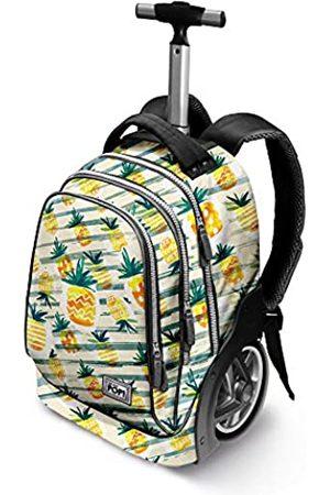 Oh My Pop! Pop! Ananas-GT Travel Trolley Backpack Rucksack, 51 cm