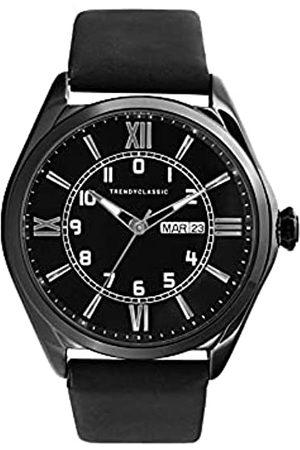 TRENDY CLASSIC Für Herren Analog Quarz Uhr mit Leder Armband CC1057-02