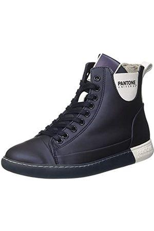 Pantone Unisex-Erwachsene Tokyo Hohe Sneaker, (Mood Indigo 71)