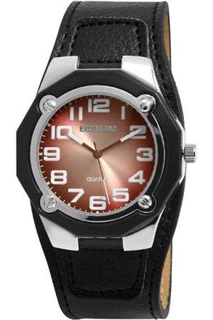Excellanc Herren-Uhren mit Polyurethan Lederband 293027000086