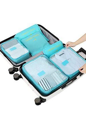 SIPLIV 8 Set Gepäck Organizer Tasche Multifunktionale Reise Aufbewahrungstaschen Reisetaschen - 5584991632