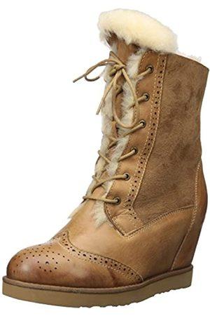 Australia Luxe Collective Damen Bedouin Kurzschaft Stiefel, (kastanienbraun)