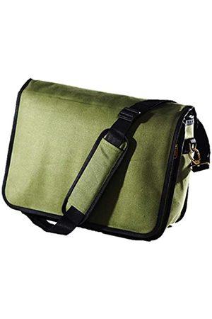 URBAN DEZIRE Business Messenger Computer Casual Schulter Crossbody Canvas 15 Zoll Laptop Tasche für Männer Frauen