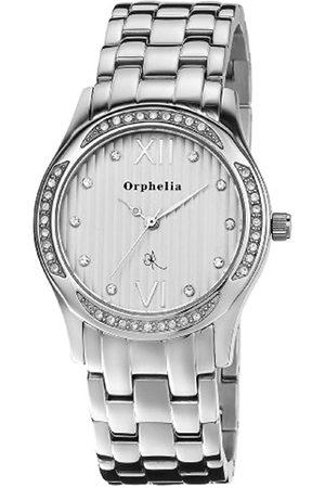 ORPHELIA Damen-Armbanduhr A Dream Analog Quarz Edelstahl