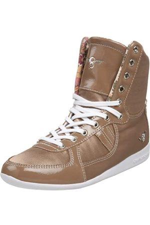 Creative Recreation Damen Galow Hi Fashion Sneaker, Beige (Putty)