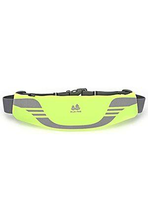 BLUE PINE Ultraslim Laufgürtel Hüfttasche verstellbare Bauchtasche wasserabweisend Läufergürtel iPhone-Halter Hüfttasche für Damen und Herren